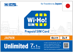 3in1 SIM Unlimited 7+1